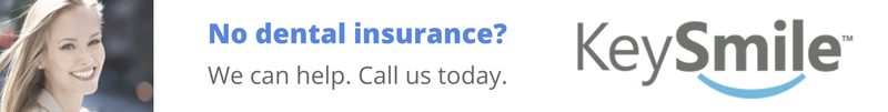 No dental insurance? We offer plans that are smarter than insurance.